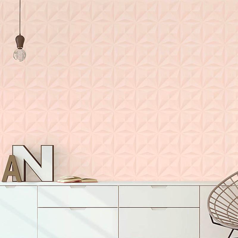 Papier peint Lys 3D rose pâle  - PARK AVENUE - Lutèce - 51176603