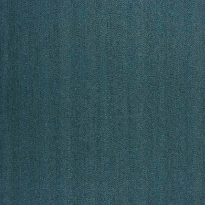 Papier peint Gallant uni bleu turquoise - BLOSSOM - Casamance - B72341462