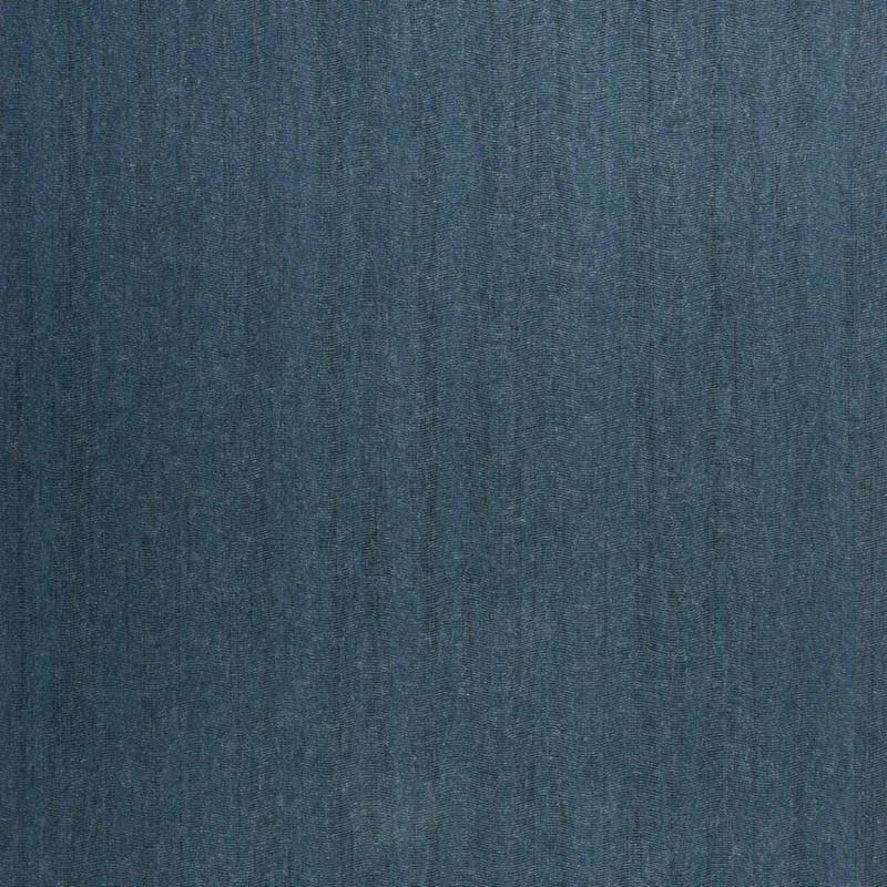 Papier peint Gallant uni bleu marine- BLOSSOM - Casamance - B72341584