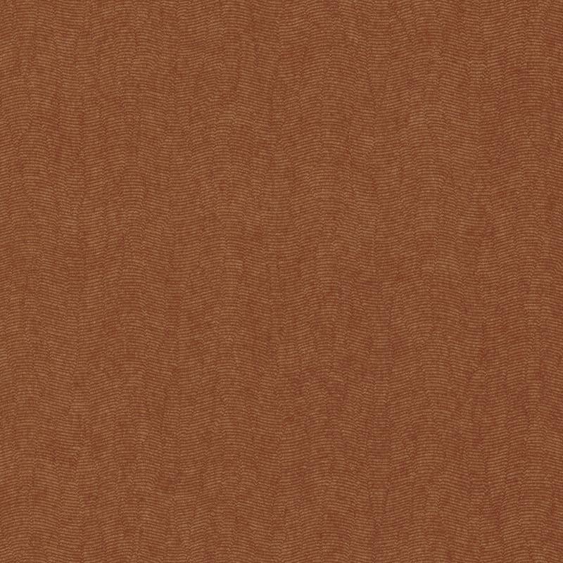 Papier peint Gallant uni terracotta - BLOSSOM - Casamance - B72342578