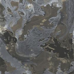 Panoramique Obsidienne noir gris - BEAUTY FULL IMAGE  - Casadeco - BFIM81139801