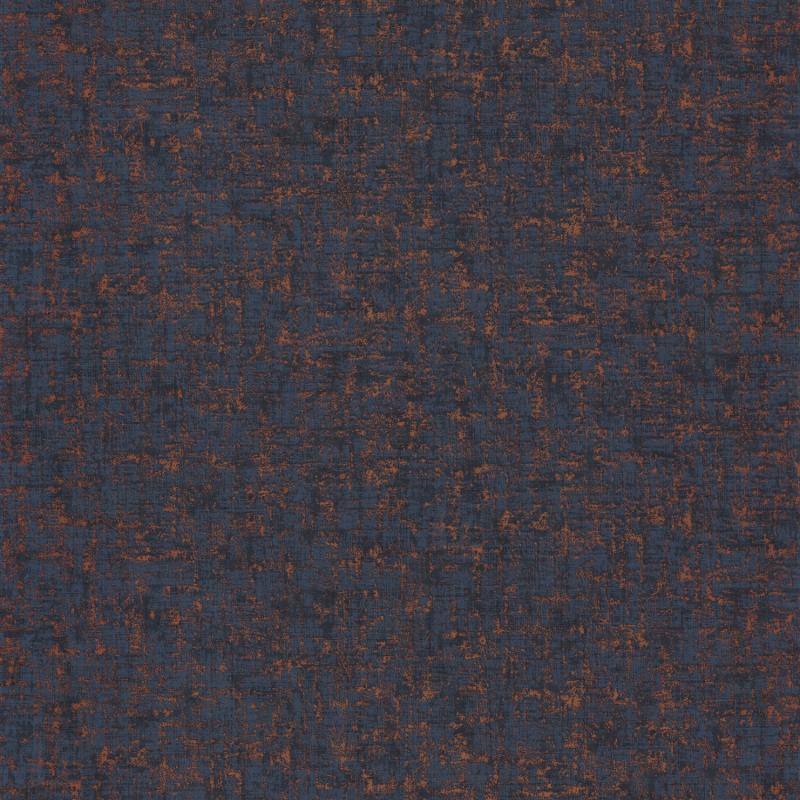 Papier peint Jazz Bleu de Nuit - 1930 - Casadeco - MNCT85756434