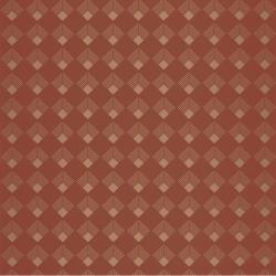 Papier peint Patch terracotta et cuivre - LABYRINTH - Caselio - LBY102134045