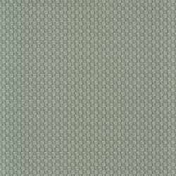 Papier peint Trenza vert de gris - MANILLE - Casamance - 74670354