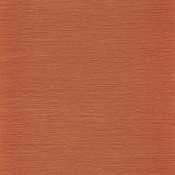 Papier peint Malacca orange brûlée - MANILLE - Casamance - 74641630