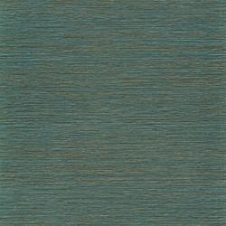 Papier peint Malacca bleu paon - MANILLE - Casamance - 74642446