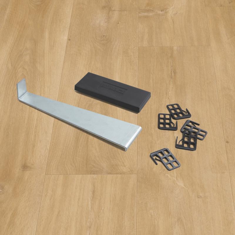 Kit de pose pour revêtements de sol : stratifié, PVC à clipser et parquet - QUICK STEP