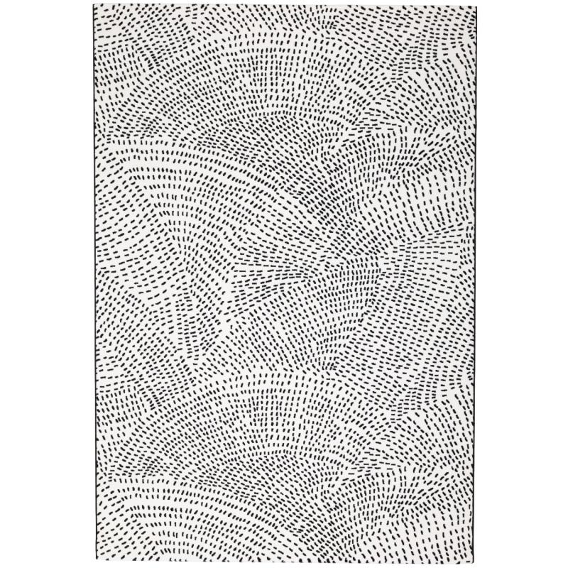 Tapis Bianconero blanc - INK- Osta - OSINK4637AF100135
