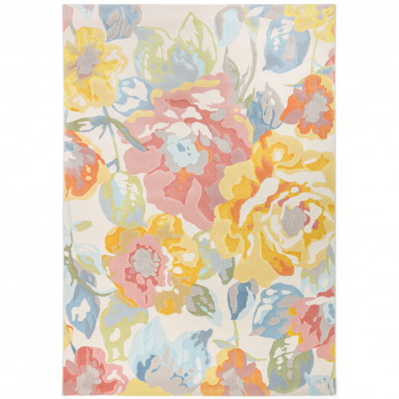 Tapis Fiore floral - BLOOM - Osta - OSBLOO466118990160