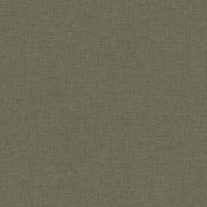 Papier peint Faux Uni vert kaki - NEW WALLS - AS Creation - 37431-2