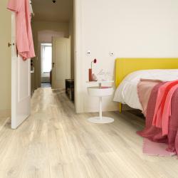 Sol PVC - Pristine Oak 971L parquet chêne - Supreme Ultra BEAUFLOR - rouleau 4M