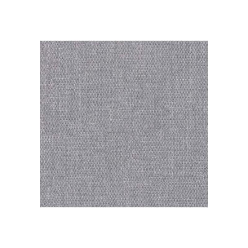Papier peint uni toilé bleu grisé - les Essentiels - Lutèce
