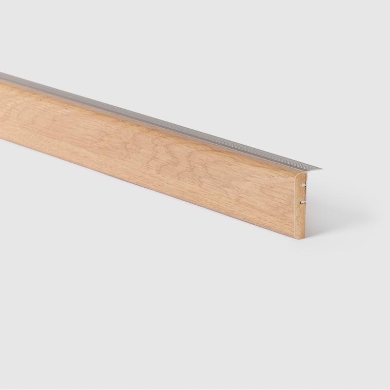 Profilé de transition chêne Texas 155 - Concept d'escalier Maëstro Steps