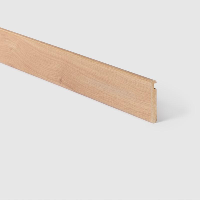Profilé escalier de meunier ouvert chêne Texas 155 - Concept d'escalier Maëstro Steps