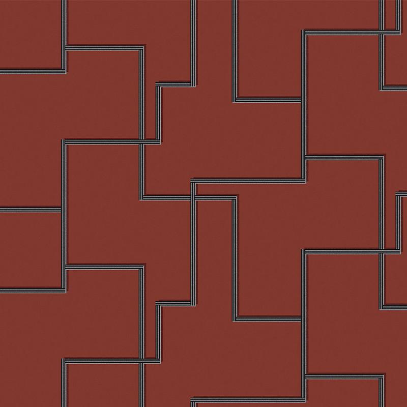 Papier peint Christo Rust - FOLIES - Khrôma by Masureel - FOL202