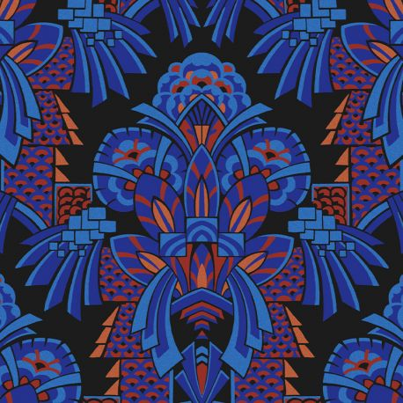 Papier peint Dorothy Imperial - FOLIES - Khrôma by Masureel - FOL702