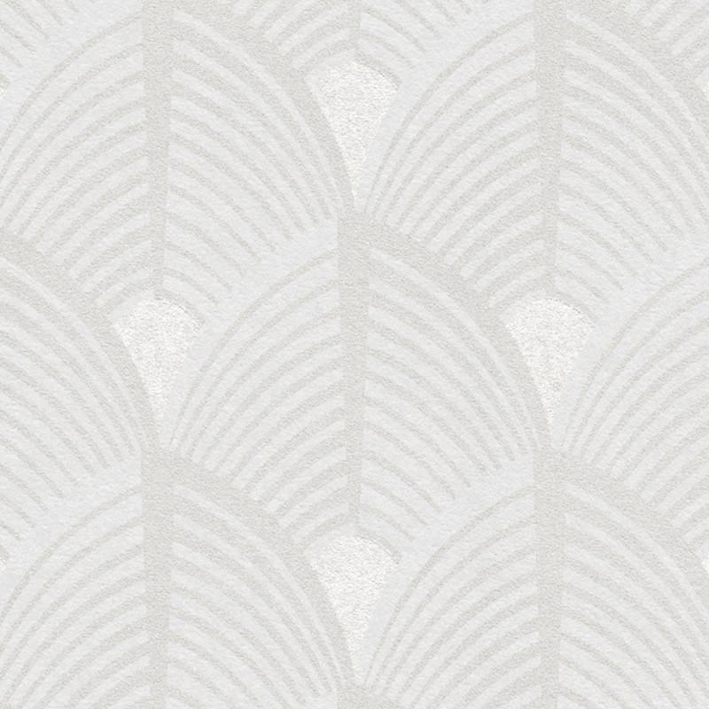 Papier peint Sydney Egret - ONYX - Zoom by Masureel - ONY204