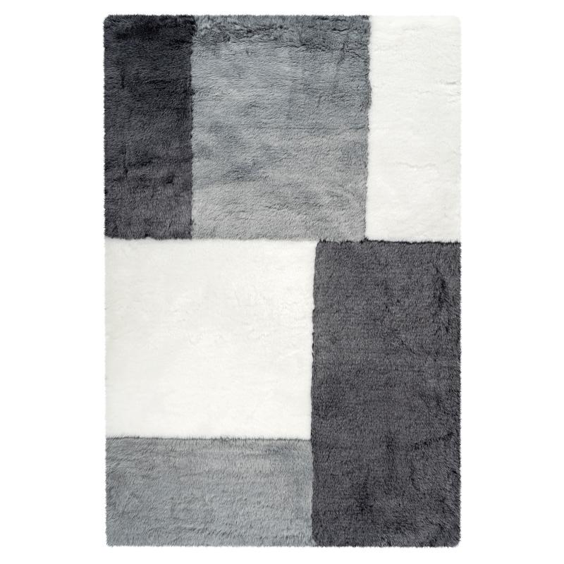 Tapis Samba Patch - 120x170 - Obsession - sap 380 grey