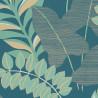 Papier peint VOYAGE bleu nuit et doré - ESCAPADE - Caselio - EPA102326618