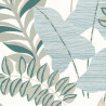 Papier peint VOYAGE vert d'eau - ESCAPADE - Caselio - EPA102327022
