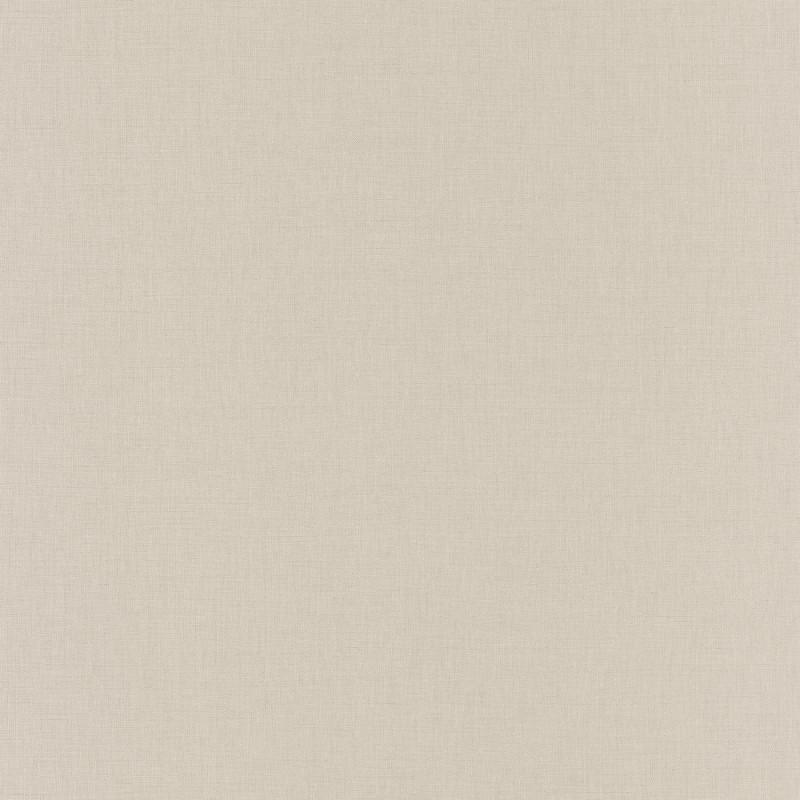 Papier peint Uni taupe moyen - LINEN - Caselio - LINN68521716