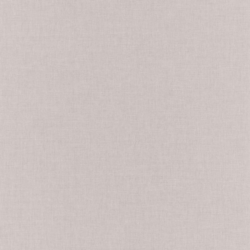 Papier peint Uni gris clair chiné - LINEN - Caselio - - INN68529294