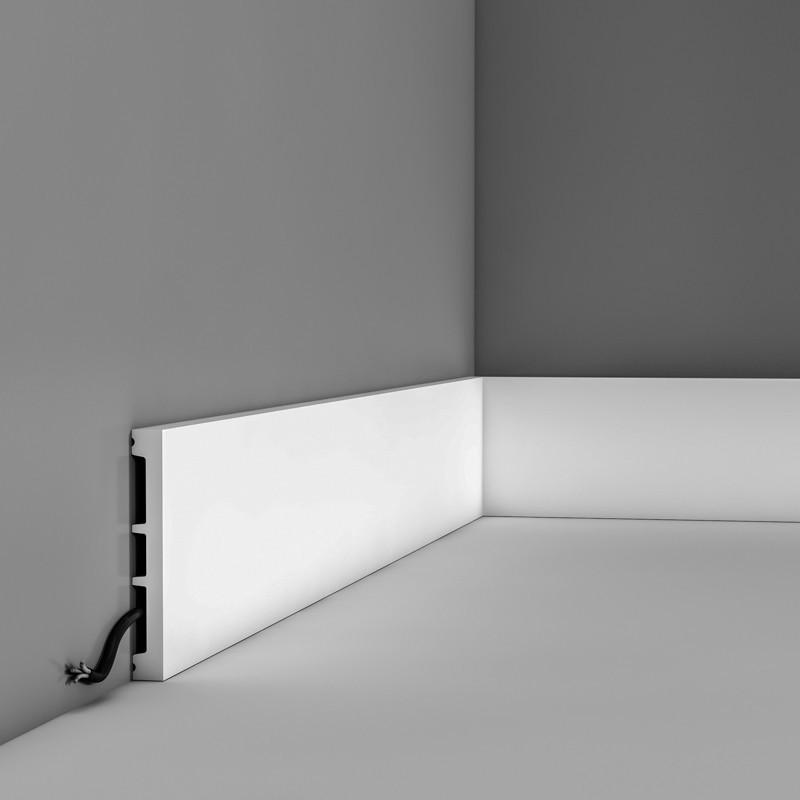 Plinthe High 2m30 - facile à peindre et résistante - CORETEC
