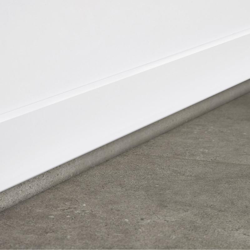 Quart de rond céramique Ceratouch 2m40 - coordonné à votre sol CORETEC