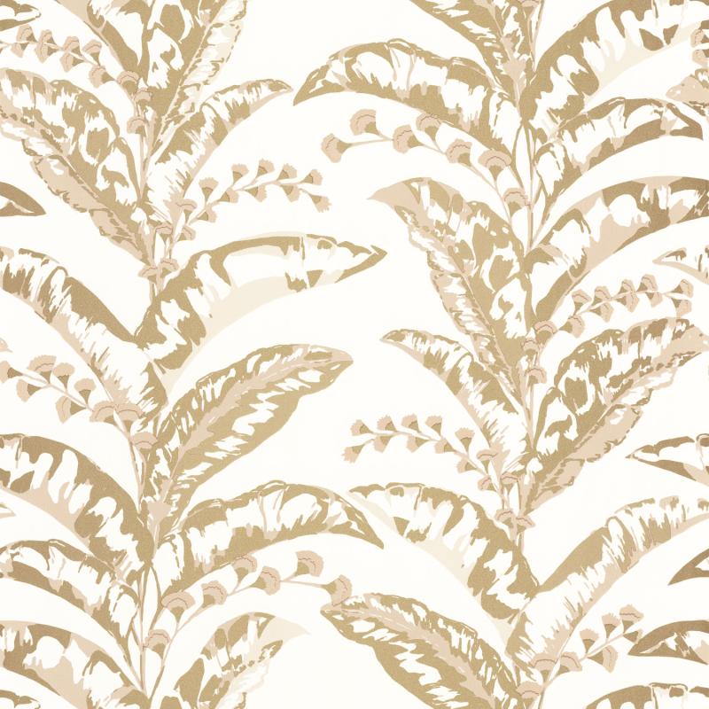 Papier peint Epopée beige doré - L'ESCAPADE - Caselio - EPA102331235