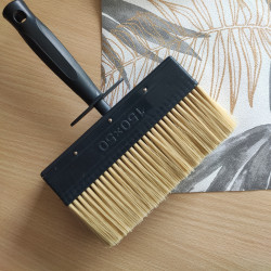 Brosse à encoller - pour la pose de papier peint