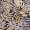 Papier peint Albizia jaune curry - BOTANICA - Casadeco - BOTA85892175