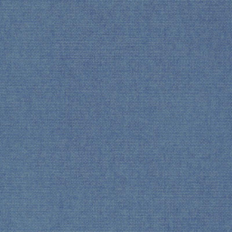 Papier peint Botanica uni bleu faïence - BOTANICA - Casadeco - BOTA82076307