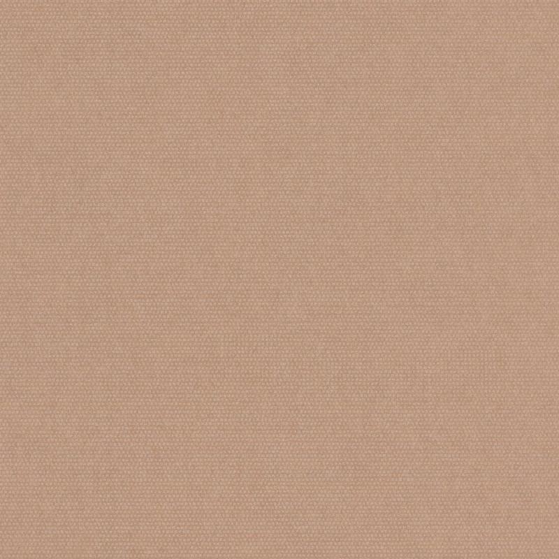 Papier peint Canevas uni terracotta - BOTANICA - Casadeco - BOTA82073136