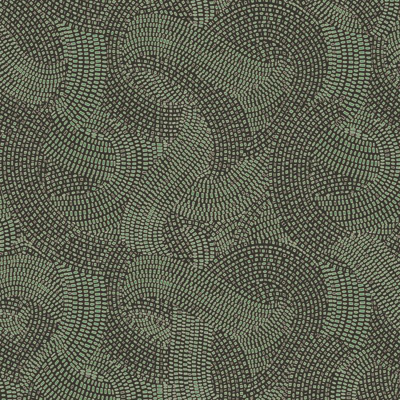 Papier peint Eris Amazon - AGATHE - Khrôma by Masureel - AGA204