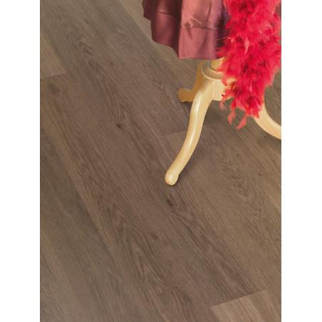 QUICKSTEP - Lames stratifiées clipsables 4 chanfreins : PERSPECTIVE - chêne héritage passionata