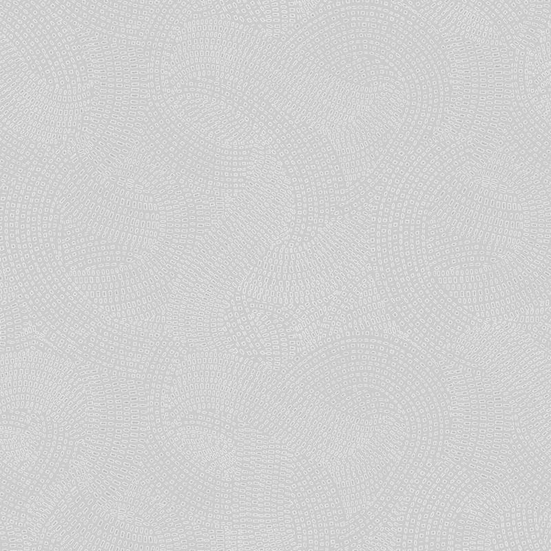 Papier peint Eris Silver - AGATHE - Khrôma by Masureel - AGA203