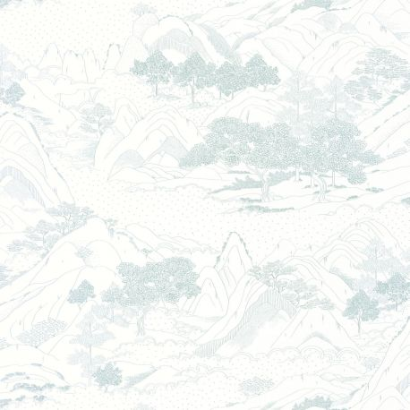 Papier peint Journey smoke blue - ONLY BLUE - Caselio - ONB102646000