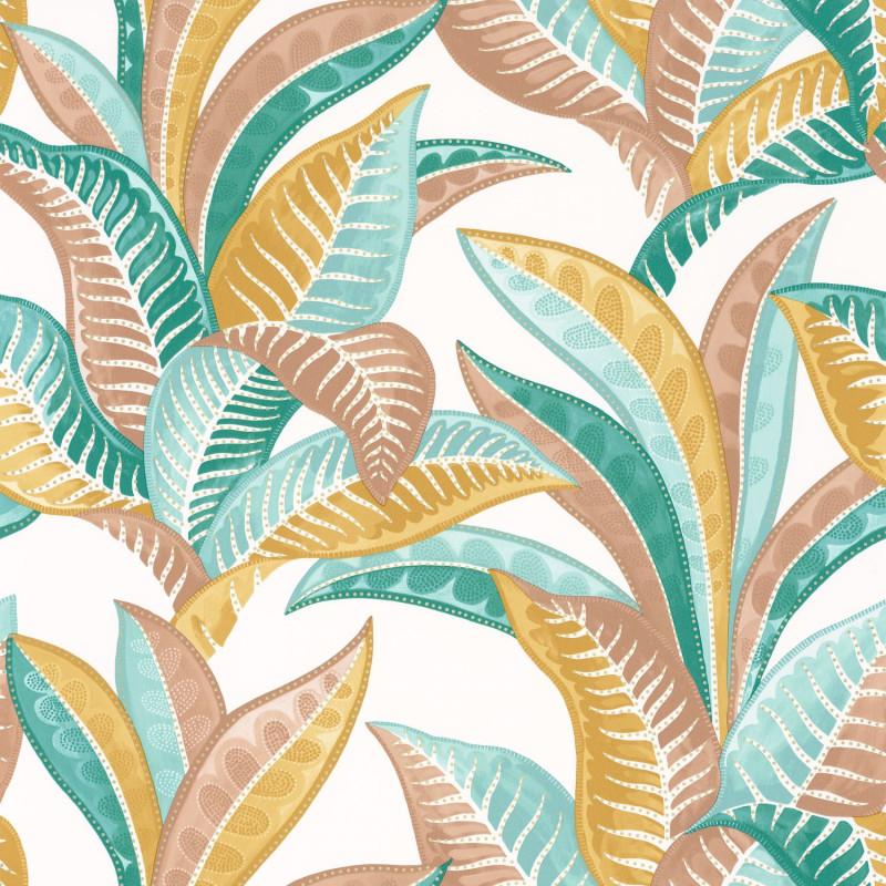 Papier peint Vitamin Sea multico - SEA YOU SOON - Caselio - SYO102767689
