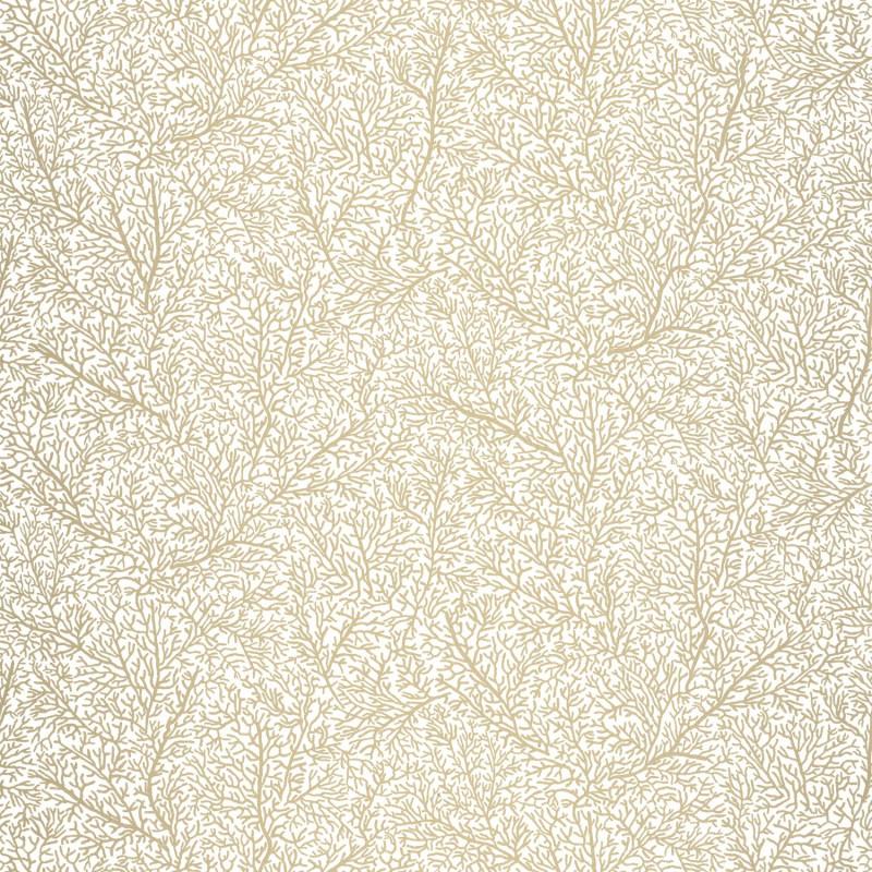 Papier peint Only Chips blanc doré - SEA YOU SOON - Caselio - SYO102780202