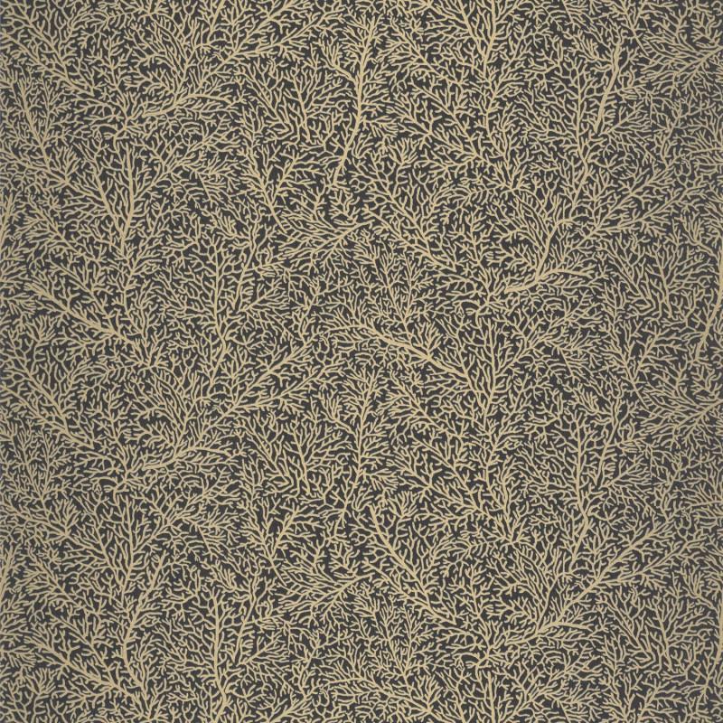 Papier peint Only Chips noir doré - SEA YOU SOON - Caselio - SYO102789210