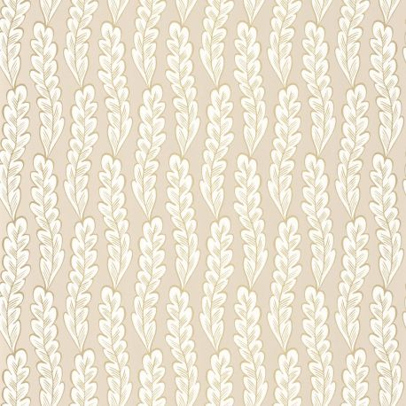 Papier peint Seacret Spot beige doré - SEA YOU SOON - Caselio - SYO102811111