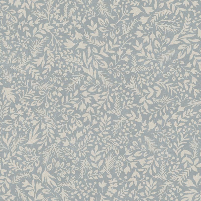 Papier peint Rio Jade - OLIVIA - Zoom by Masureel - OLI504