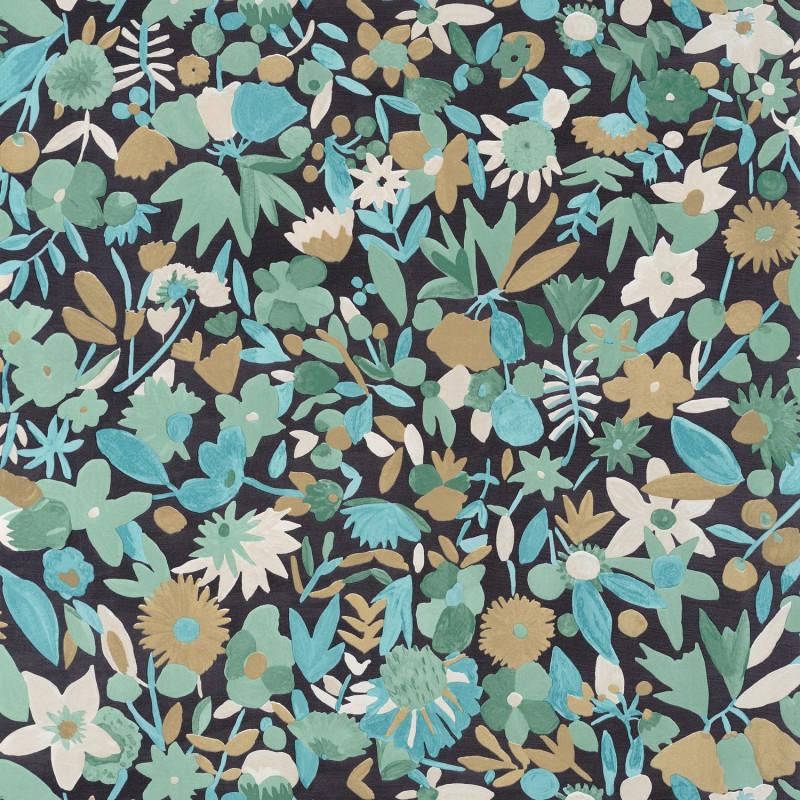 Papier peint Naiveté vert - IMAGINATION - Caselio - IMG102197138