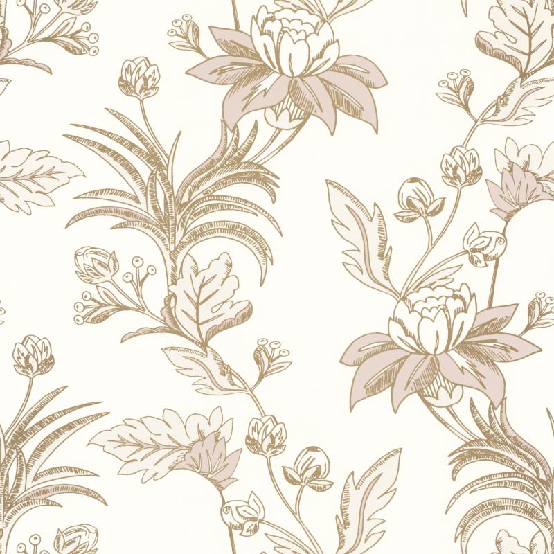 Papier peint Elegance beige doré - DREAM GARDEN - Caselio - DGN102271024