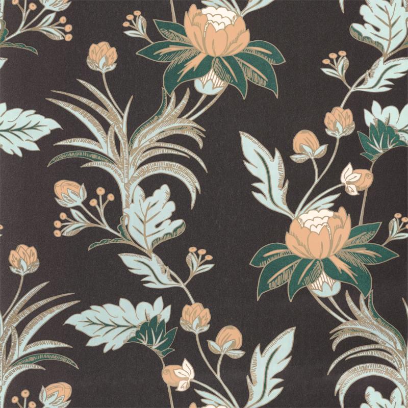 Papier peint Elegance noir - DREAM GARDEN - Caselio - DGN102277110