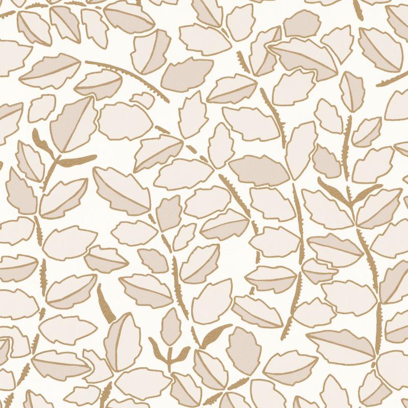 Papier peint Feeling beige doré - DREAM GARDEN - Caselio - DGN102291027