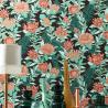 Papier peint Fragrance vert sapin irisé - DREAM GARDEN - Caselio - DGN102247290