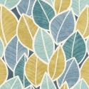 Papier peint Samba bleu clair - Rasch 480139