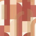 Papier peint Arche Terra - Rasch - 480030