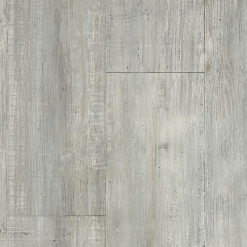 Sol PVC - Dunkerque 176M parquet gris - Optima Trento BEAUFLOR - rouleau 3M